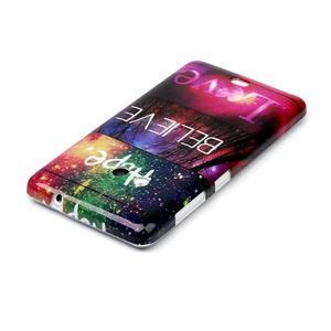 Soft gélový obal pre mobil Microsoft Lumia 535 - láska - 3