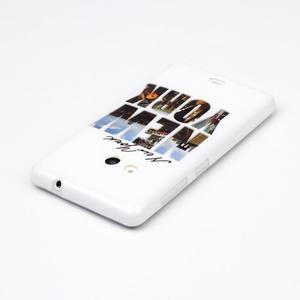 Soft gélový obal pre mobil Microsoft Lumia 535 - New York - 3