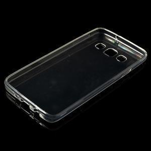 Ultratenký slim obal na Samsung Galaxy A3 - transparentný - 3