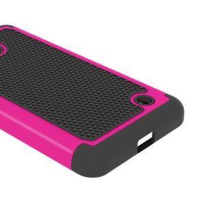 Odolný hybrdiní kryt na mobil Microsoft Lumia 640 - rose - 3