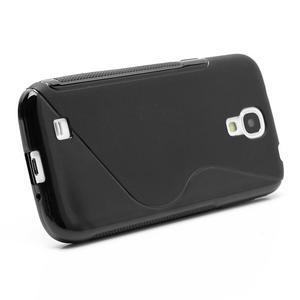 S-line gélový obal na Samsung Galaxy S4 - čierný - 3