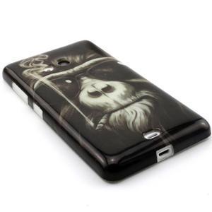 Gélový kryt pre Microsoft Lumia 535 - opičiak - 3