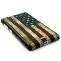 Gélový kryt pre Microsoft Lumia 535 - US vlajka - 3/3