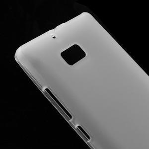Matný gélový kryt pre Nokia Lumia 930 - biely - 3