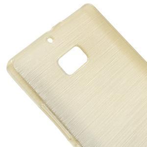 Gélový obal s broušeným vzorem Nokia Lumia 930 - champagne - 3