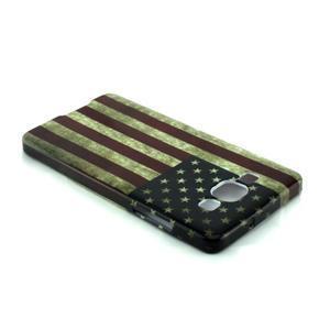 Gélový kryt Samsung Galaxy A5 - vlajka USA - 3