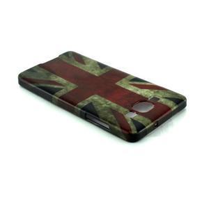 Gélový kryt Samsung Galaxy A5 - vlajka UK - 3