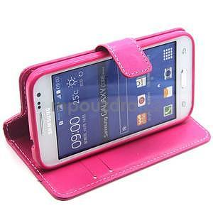 Rose pouzdro na Samgung Galaxy Core Prime - 3