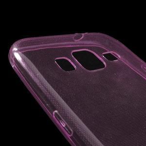 Ultra tenký slim obal pre Samsung Galaxy Core Prime - ružový - 3