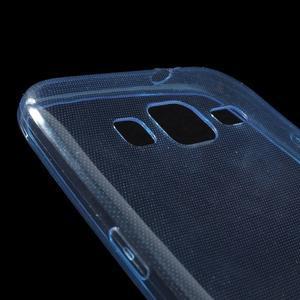 Ultra tenký slim obal pre Samsung Galaxy Core Prime - tmavo modrý - 3