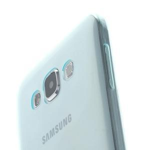 Ulta tenký obal pre Samsung Galaxy E7 - svetlo modrý - 3