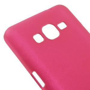Pogumovaný kryt pre Samsung Galaxy Grand Prime - rose - 3