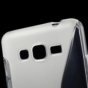 S-line gélový obal pre Samsung Galaxy Grand Prime - transparentný - 3