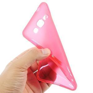 S-line gélový obal na Samsung Galaxy Grand Prime - rose - 3