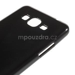 Gélový kryt pre Samsung Galaxy Grand Prime - čierny - 3