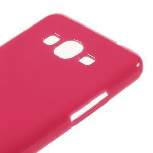 Gélový kryt na Samsung Galaxy Grand Prime - rose - 3