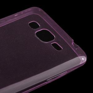 Ultra tenký obal pre Samsung Galaxy Grand Prime G530H - rose - 3