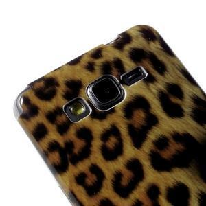 Gélový obal Samsung Galaxy Grand Prime G530H - leopard - 3