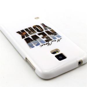 Luxury gélový obal pre mobil Samsung Galaxy S5 - New York - 3