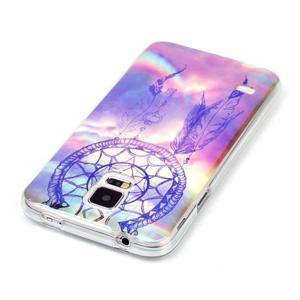Blu-ray gelový obal s odlesky na Samsung Galaxy S5 - dream - 3