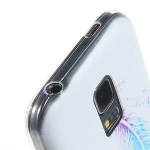 Ultratenký obal pre mobil Samsung Galaxy S5 mini - pierko - 3