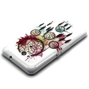 Vzorový gélový obal pre Sony Xperia E4g - snívanie - 3