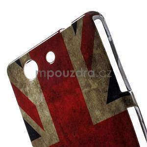 Gélový obal pre Sony Xperia Z3 Compact - UK vlajka - 3