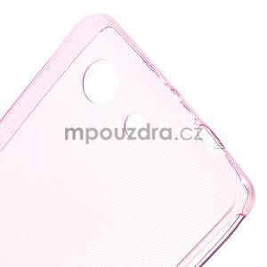 Ultra tenký slim obal na Sony Xperia Z3 Compact - rose - 3