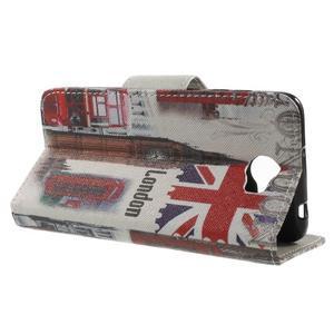 Emotive peněženkové puzdro na Huawei Y5 II - United Kingdom - 3