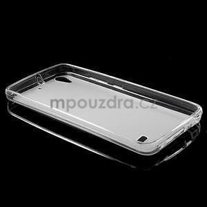 Matný gélový obal na Huawei Ascend G620s - 3