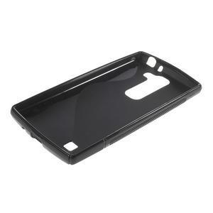 Čierny gélový obal S-line na LG G4c H525n - 3