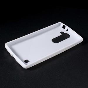 Biely gélový obal S-line na LG G4c H525n - 3