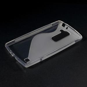 Transparentní gélový obal S-line na LG G4c H525n - 3