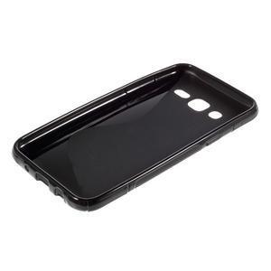 S-line gelový kryt na Samsung Galaxy J5 - černý - 3