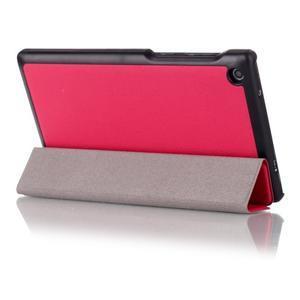 Polohovatelné pouzdro na tablet Lenovo Tab 2 A7-30 - rose - 3