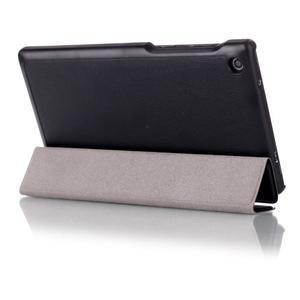 Polohovatelné puzdro pre tablet Lenovo Tab 2 A7-30 - čierné - 3