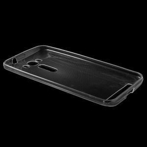 Ultra Tenký slim obal pre Asus Zenfone 2 Laser - transparentný - 3