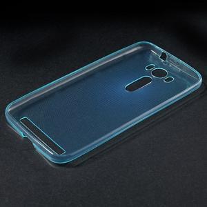 Ultra Tenký slim obal na Asus Zenfone 2 Laser - svetlomodrý - 3