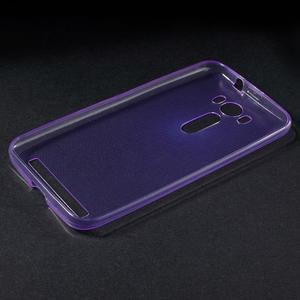 Ultra Tenký slim obal na Asus Zenfone 2 Laser - fialový - 3