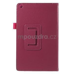 Safety polohovateľné puzdro na tablet Asus ZenPad 8.0 Z380C - rose - 3