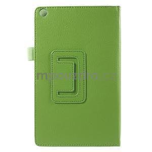 Safety polohovateľné puzdro pre tablet Asus ZenPad 8.0 Z380C - zelené - 3