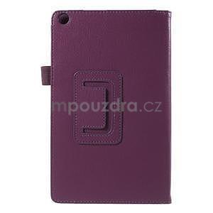 Safety polohovateľné puzdro na tablet Asus ZenPad 8.0 Z380C - fialové - 3