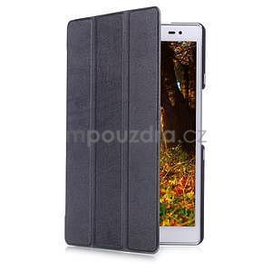 Trojpolohové puzdro na tablet Asus ZenPad 8.0 Z380C - čierne - 3