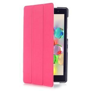 Trifold puzdro pre tablet Asus ZenPad C 7.0 Z170MG - rose - 3