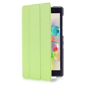 Trifold puzdro na tablet Asus ZenPad C 7.0 Z170MG - zelené - 3