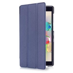 Trifold puzdro pre tablet Asus ZenPad C 7.0 Z170MG - tmavomodré - 3