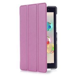 Trifold puzdro na tablet Asus ZenPad C 7.0 Z170MG - fialové - 3
