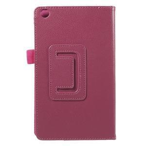 Safety koženkové puzdro na Asus ZenPad C 7.0 Z170MG - rose - 3