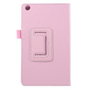 Safety koženkové puzdro pre Asus ZenPad C 7.0 Z170MG - ružové - 3