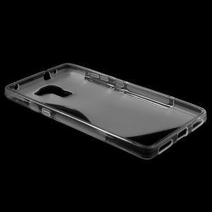 Transparentný gélový kryt S-line na Huawei Honor 7 - 3